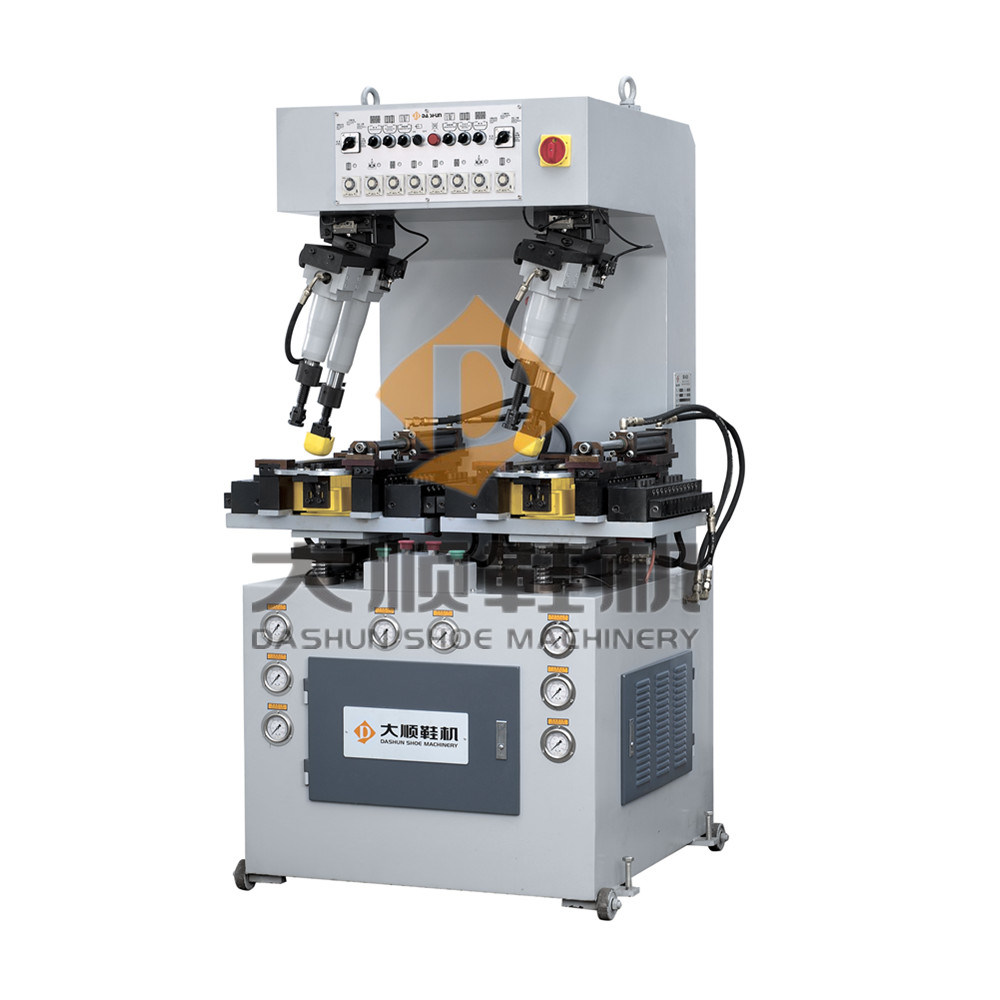 Ds-623 Walled Shoe Sole Attaching Machine for Shoe
