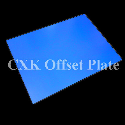 Cron /Amsky Sky Blue Ctcp Printing Plate (UV CTP-Plate) pictures & photos