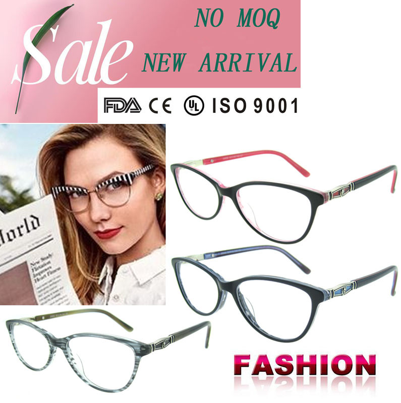 China Handmade Acetate Eyewear New Fashion Frame Glasses Italian ...