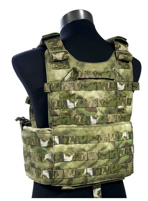 20161000d Nylon Tactical Military Multifunctional Bullet-Proof Pockets Vest