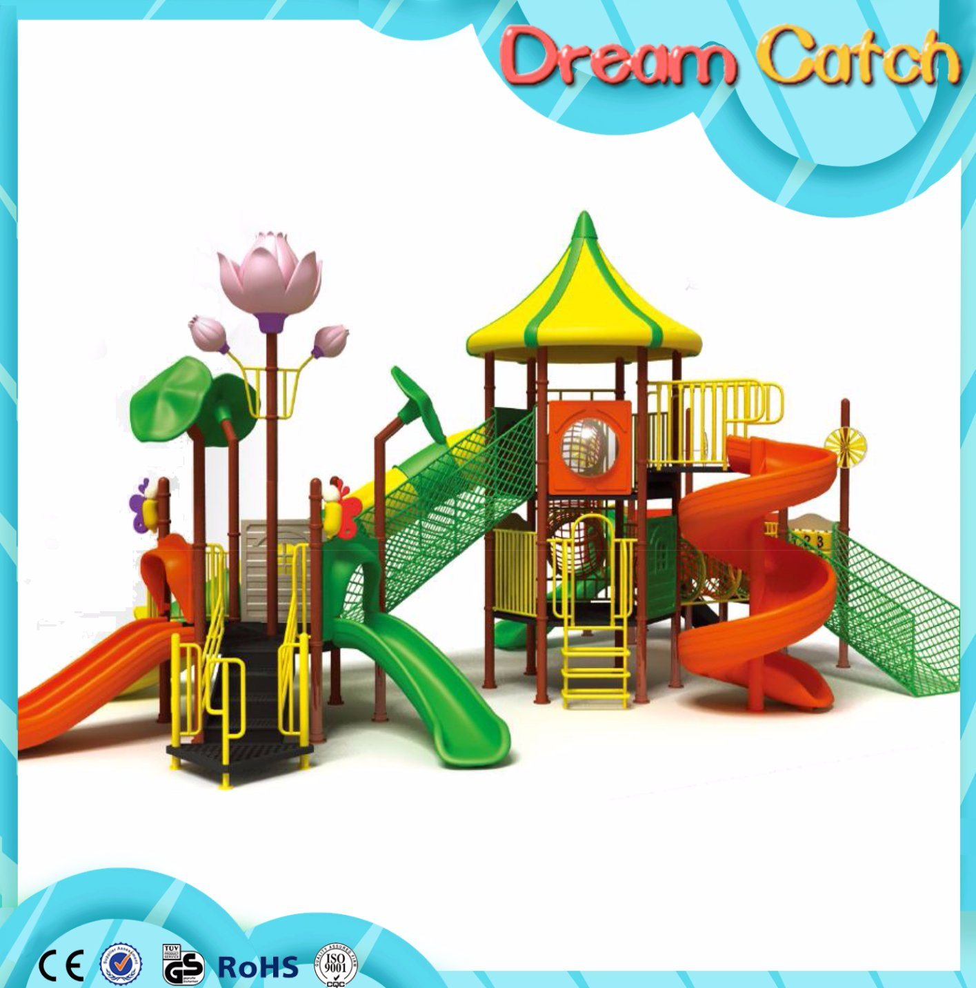 China Indoor Playground Trampoline Children Playground supplier