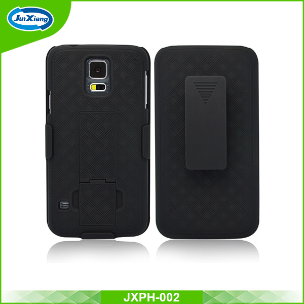 new products 7300a 3efd3 [Hot Item] Heavy Duty Hybrid Rugged Rubber Hard Case Cover for Samsung  Galaxy S5/S6 Phone