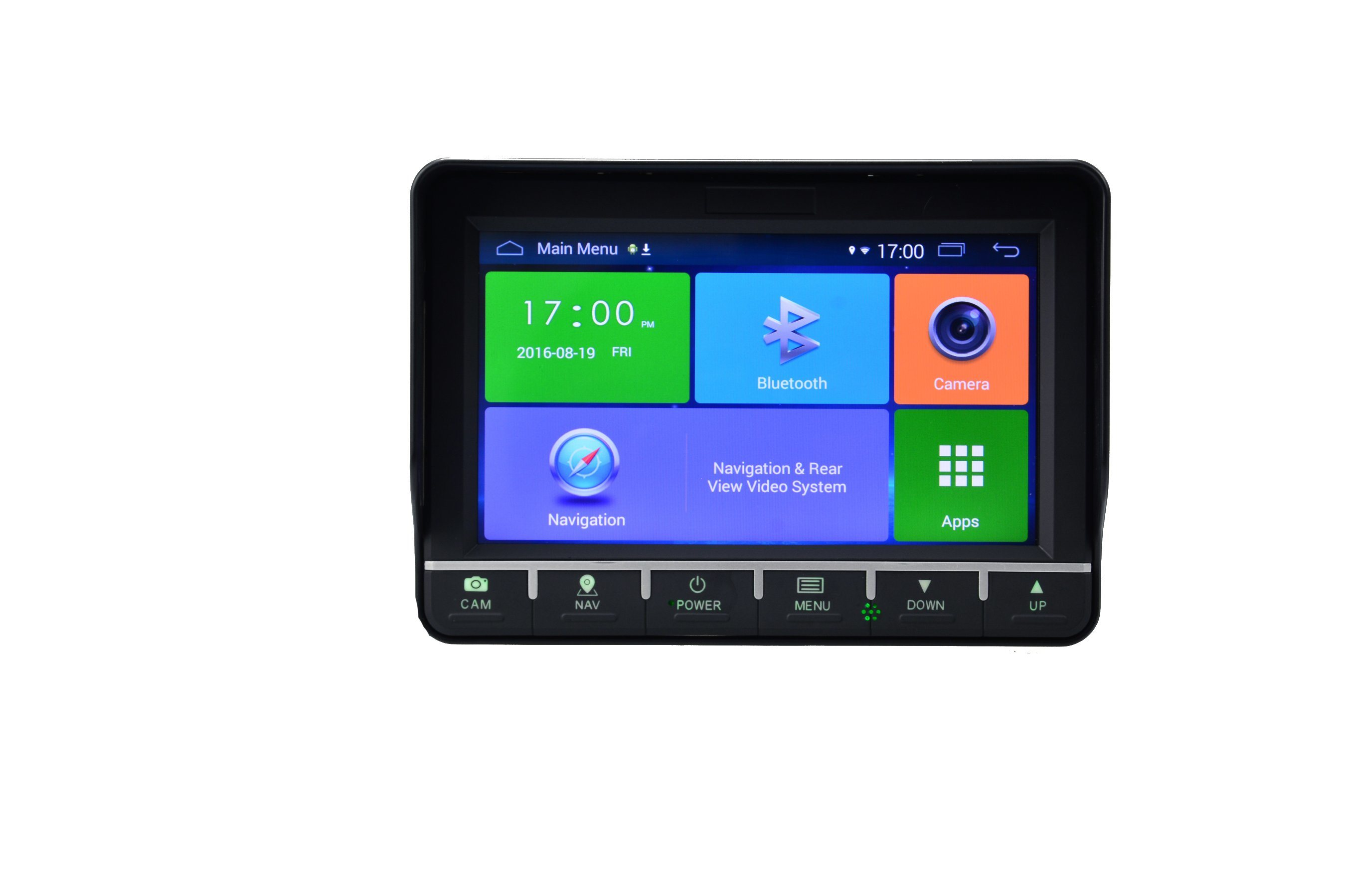 "7"" Android GPS Navigation System with WiFi, Bluetooth Function pictures & photos"