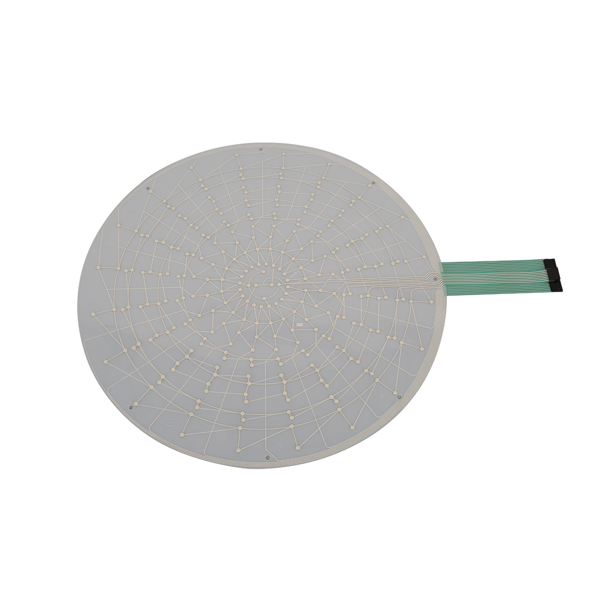 China Huge Silk Screen Pet Circuit Applied In Dart Board Electronic Fpc Copper Film Flat Tactile Flexible Magnetic Multilayer