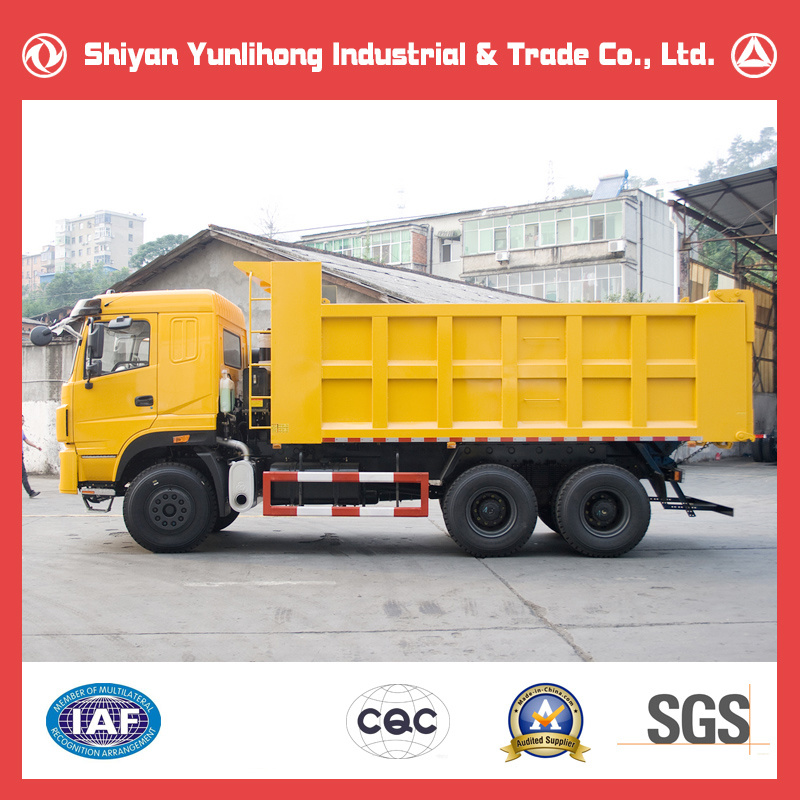 China Sitom 6X4 Mining Dump Truck 40 Ton for Sale