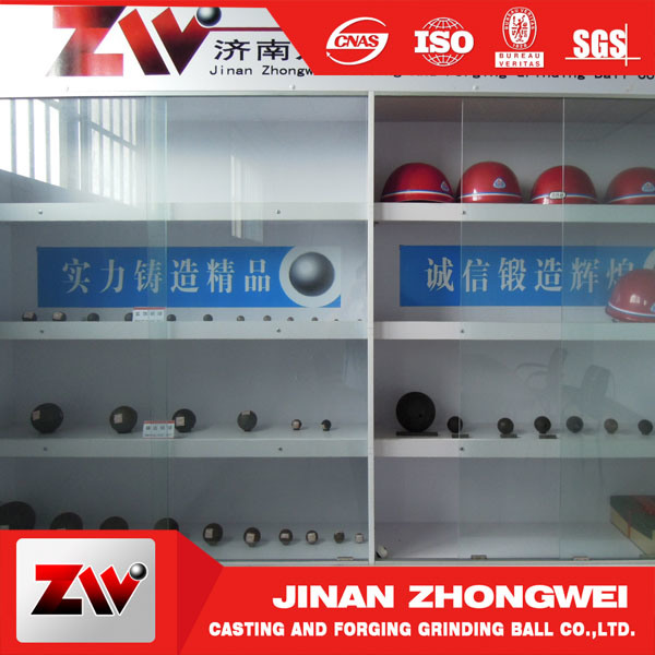 Forged Steel Grinding Balls for Mining and Cement Ball Mill pictures & photos