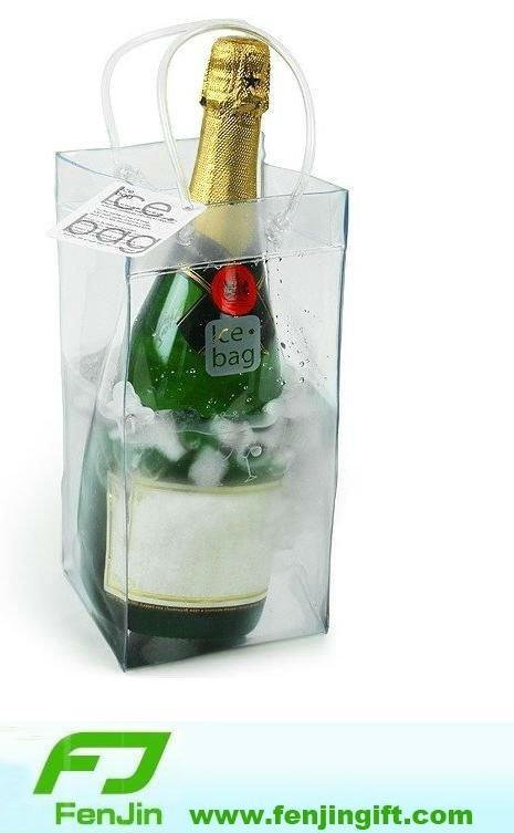 China Pvc Ice Bag Pvc Wine Bag Fjslb0073 China Ice