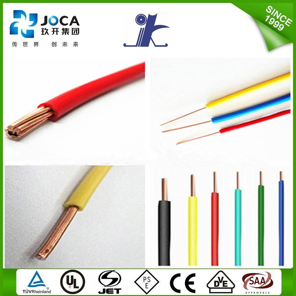 China International Standard PVC Insulation Building Wire Thw ...