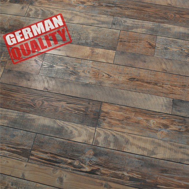 China Hdf Mdf Formica Laminate Flooring