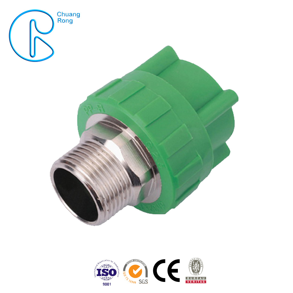 PPR Male Socket Hot Sale PPR Fitting Socket Fitting pictures & photos