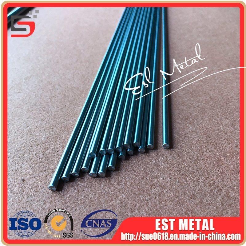 [Hot Item] Gr3 Titanium Rods ASTM B348 Price Per Pound for Various Size