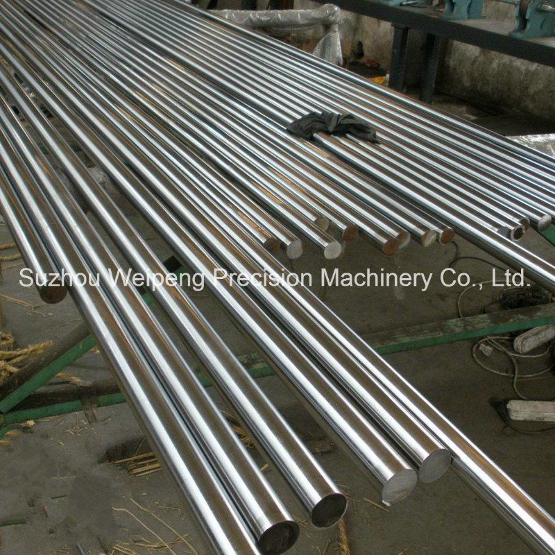 High Quality Bearing Steel Linear Motion Chrome Shafts pictures & photos