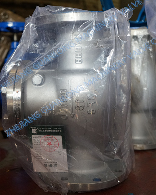 WCB API Non Return Swing Check Valve (H44) pictures & photos