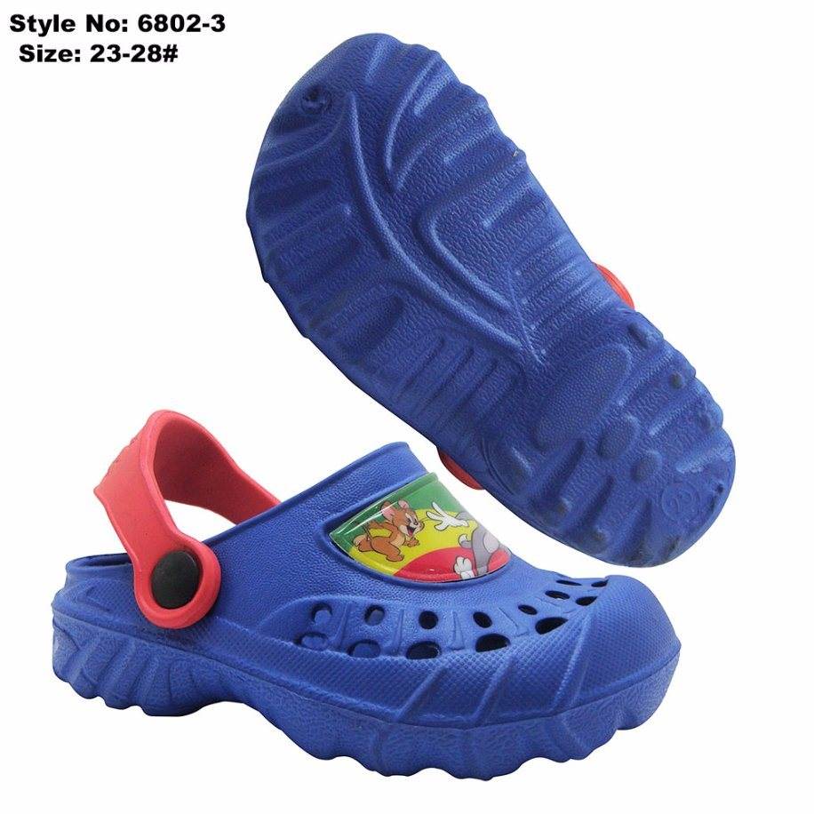 Hot Selling Kids EVA Garden Clog, Kids Footwear pictures & photos