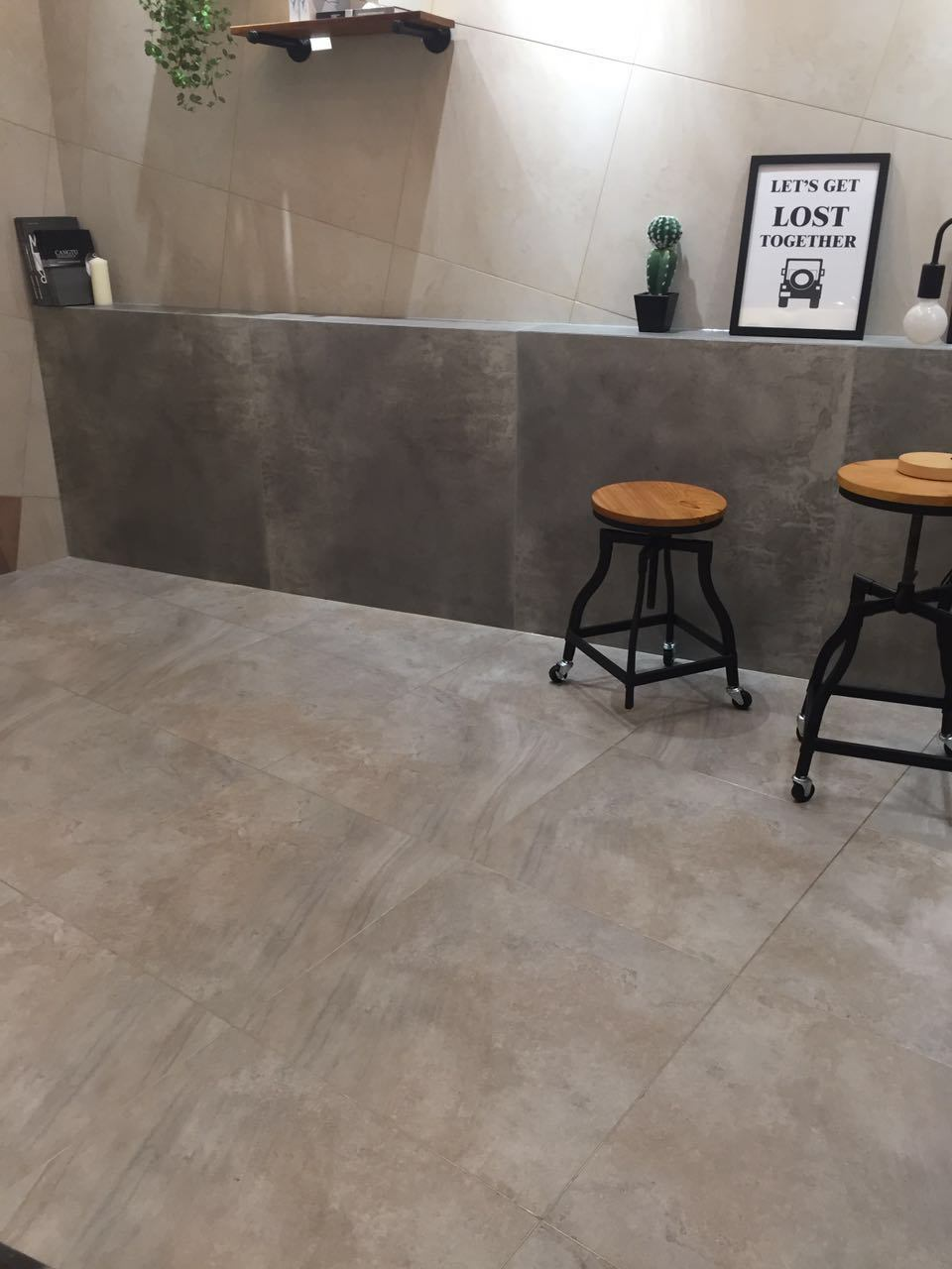 Hot Item 2017 Hottest Design Terrazzo Cement Tiling For Commercial Flooring Kitchen And Bathroom