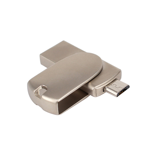 Newest Mini USB Swivel USB 3.0 USB 2.0 OTG USB Flash Drive for Smartphone pictures & photos