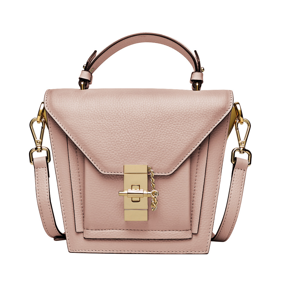 b73165069aa7 China Custom Fashion Handmade Genuine Cowhide Lady Leather Handbags - China  Handbags