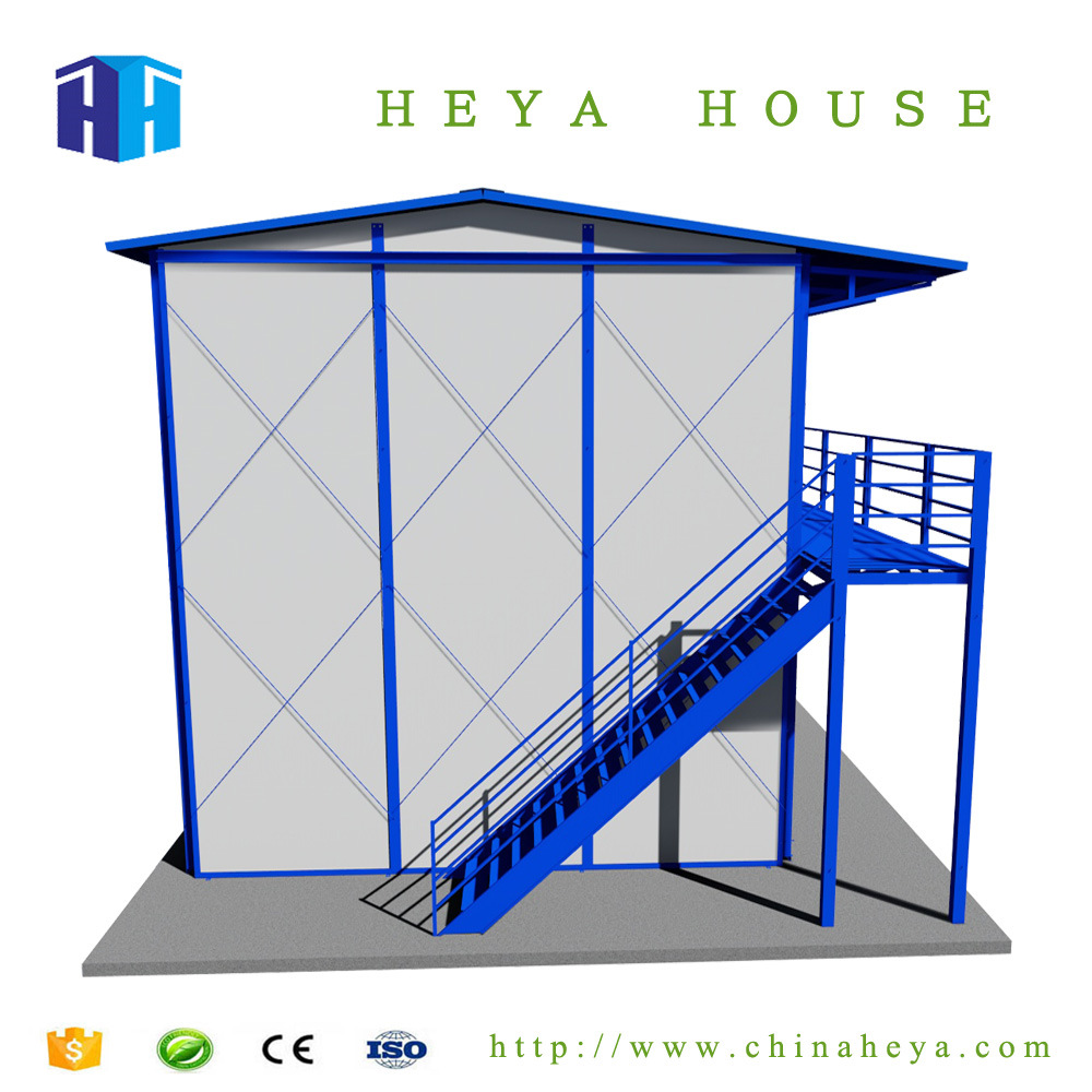 China Cheap Two-Storey Prefab a Frame House Kits China Suppliers ...