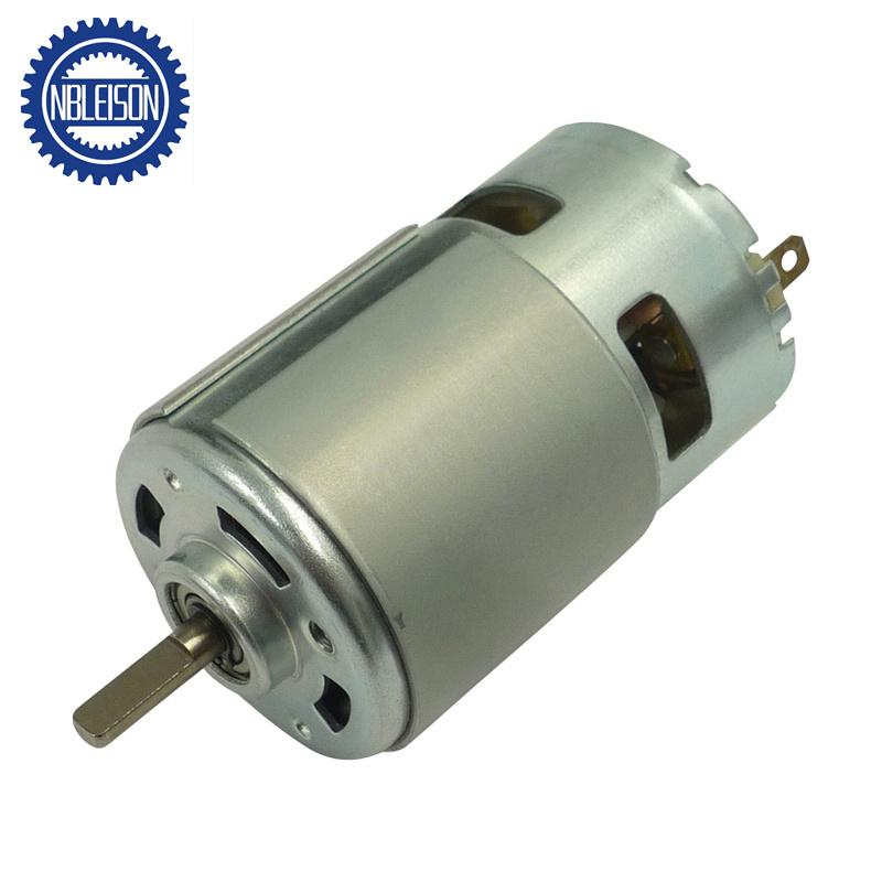 [Hot Item] RoHS Water Pump 24V DC Electric Motor 12V 775