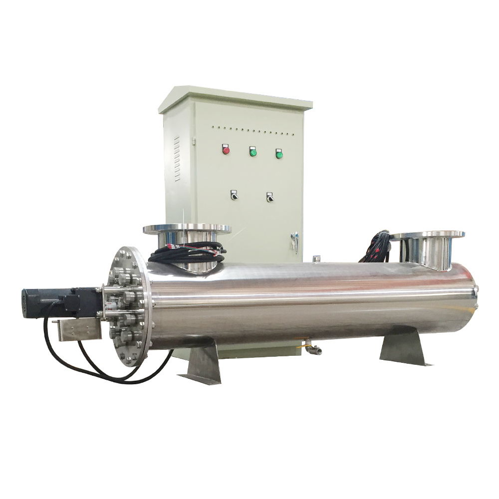 China High Flow Commercial UV Sterilizer Bacteria Treatment Water Purification Systems - China UV Sterilizer, Ultraviolet Sterilizer