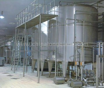 Dairy Processing Line/Machinery