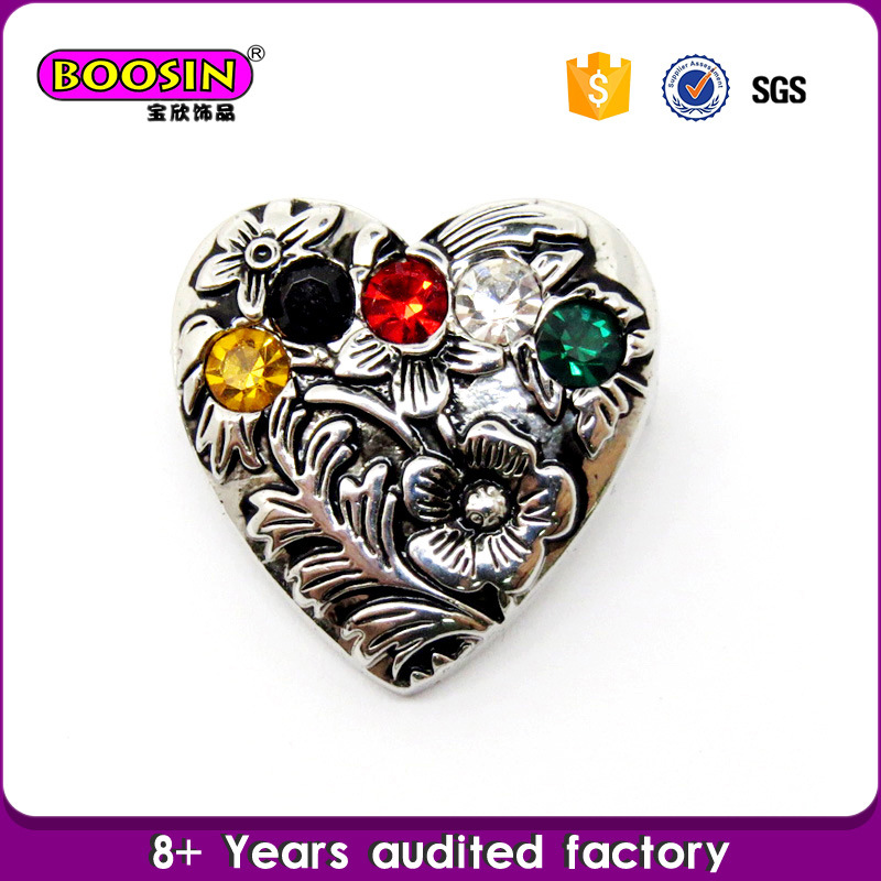 Wholesale Custom Metal Alloy Gold Filled Jewelry Logo Brooch Pin pictures & photos