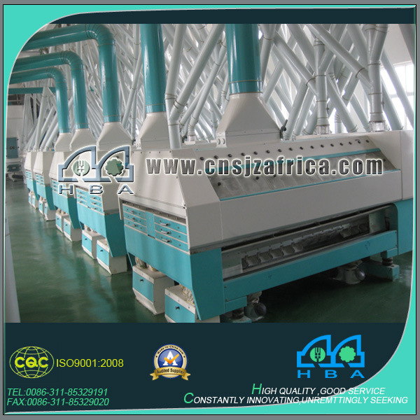 120t/D Flour Milling Machine / Flour Mill pictures & photos