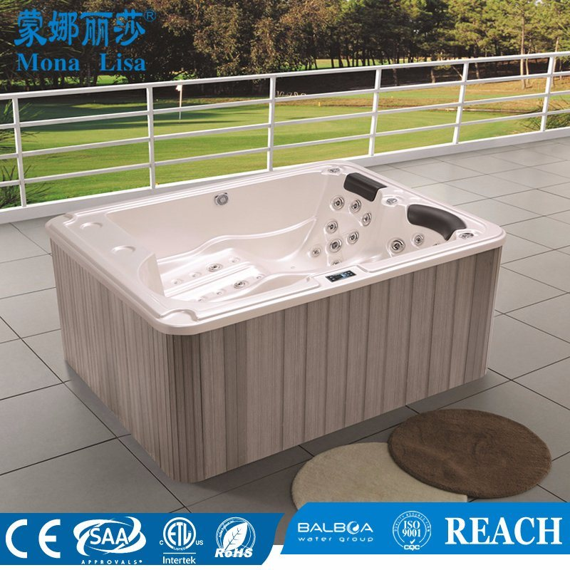 China Small Hot Tub for Three Person SPA Jacuzzi (M-3336) Photos ...