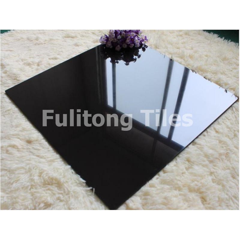 China Super Black Polished Porcelain Floor Tiles China Porcelain