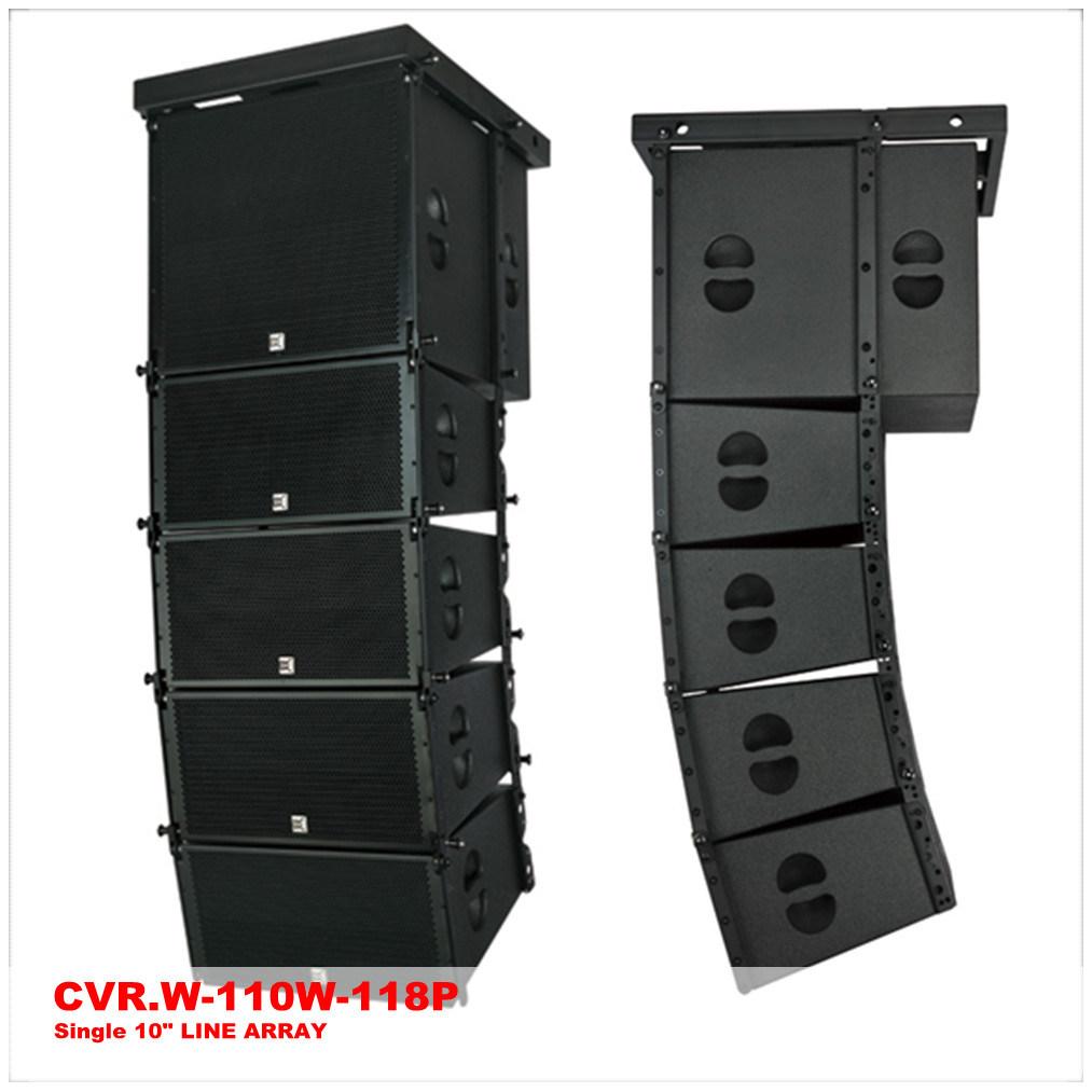 China Well Built Speaker Cabinet Q1 Line Array Speaker Box