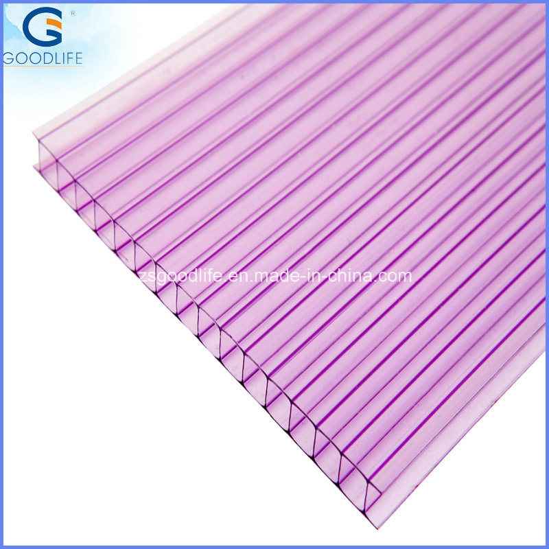 [Hot Item] Sabic Lexan Polycarbonate Hollow Sheet Suppliers