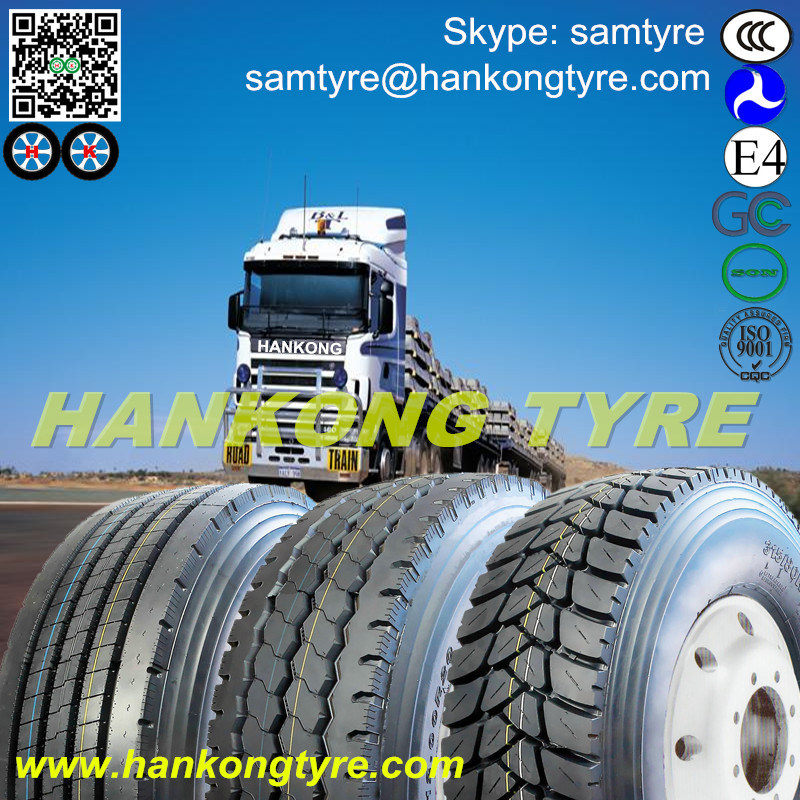 TBR Tyre Wheels All Steel Radial Truck Tyre Mine Tyre pictures & photos