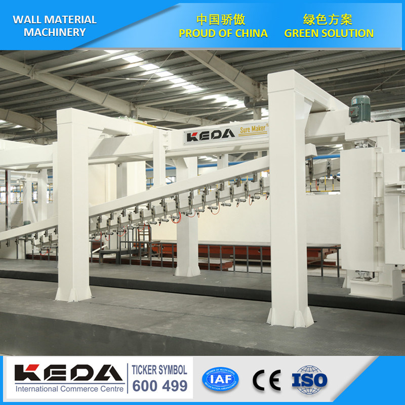 Sand And Fly Ash Light Weight Brick Making Machine Aac