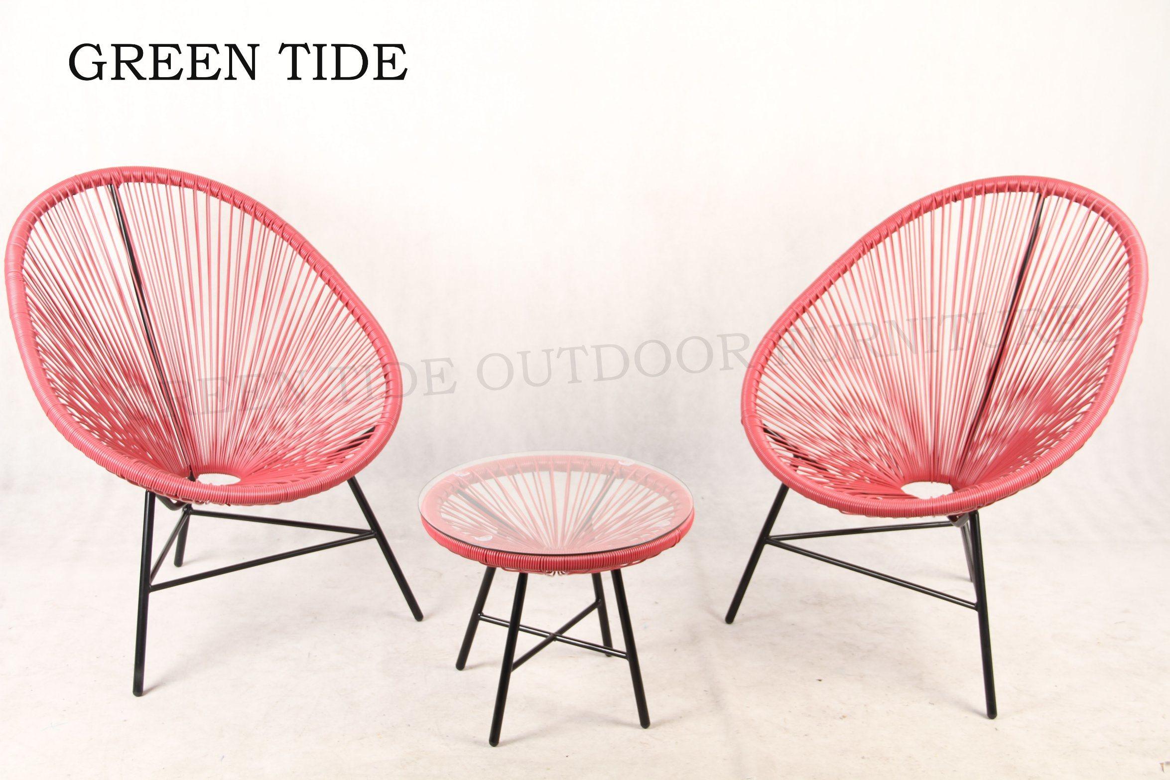 De Egg Chair.China Outdoor Garden Furniture Steel Rattan Wicker Rocking Egg