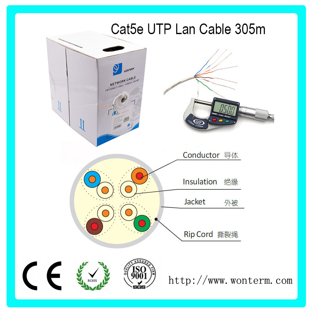 cat5e ethernet cables utp snagless internet lan cable for switches & router  - fluke test high speed wan cable for ps4 xbox 1 server by wonterm