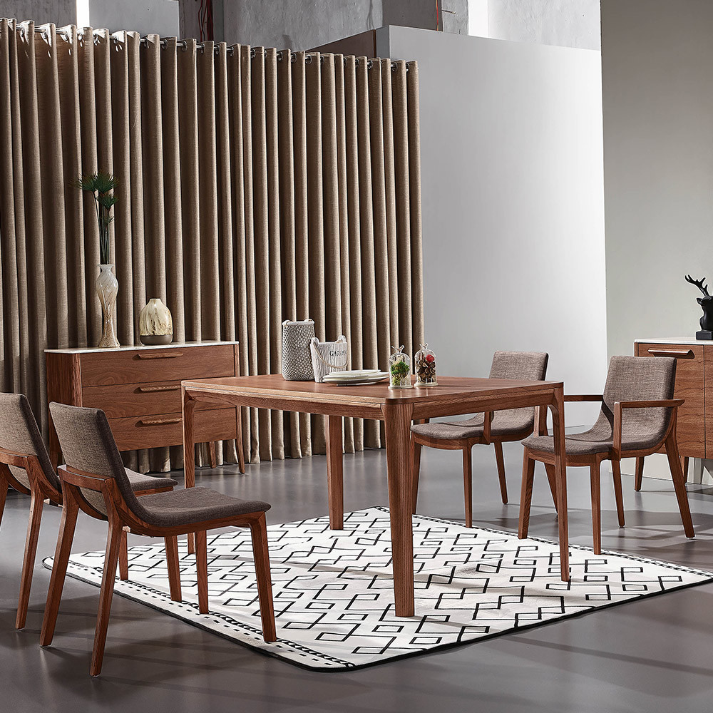 Wooden Dining Table, Design Dining Room Table Set
