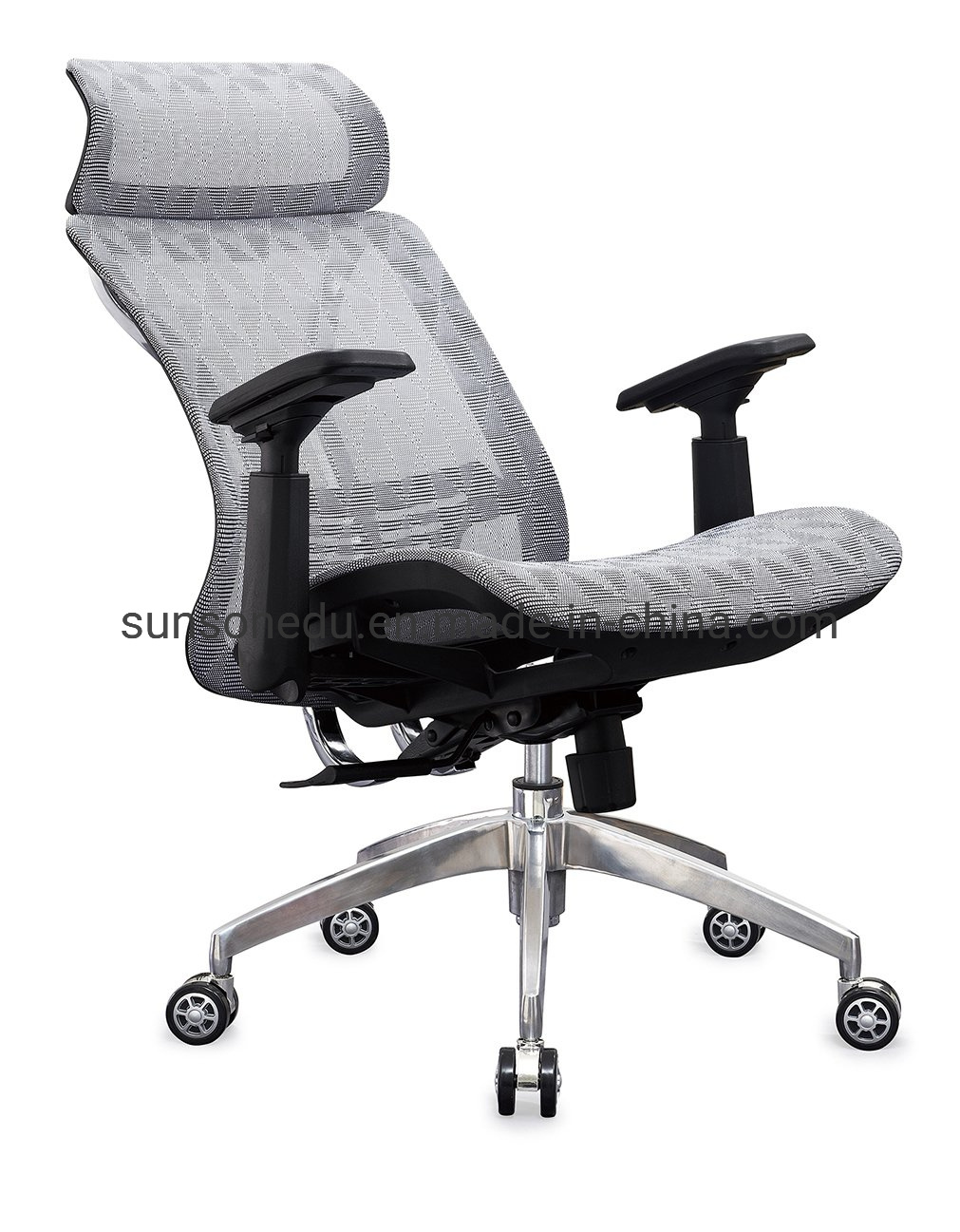 Hot Item High End Ergonomic Full Mesh Patented Manager Office Chair