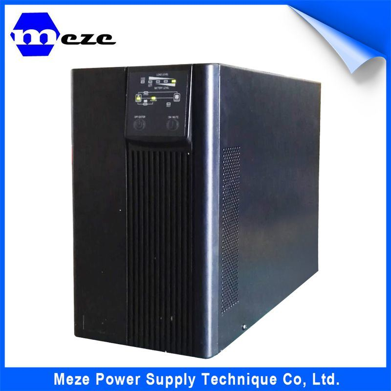 Online UPS 110V 220V 230V AC 1kVA 2kVA 3kVA with 0.9 Power Efficiency 900W 1800W 2700W pictures & photos