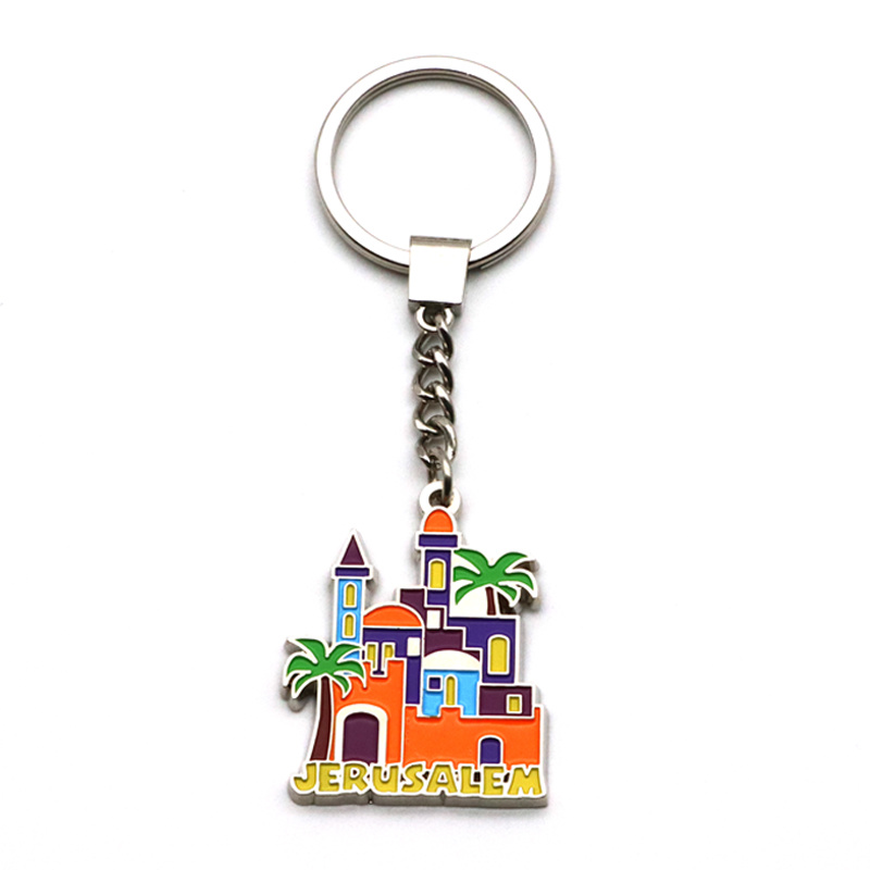 Metal Keychains Manufacturer Professional Customised Keychains pictures & photos