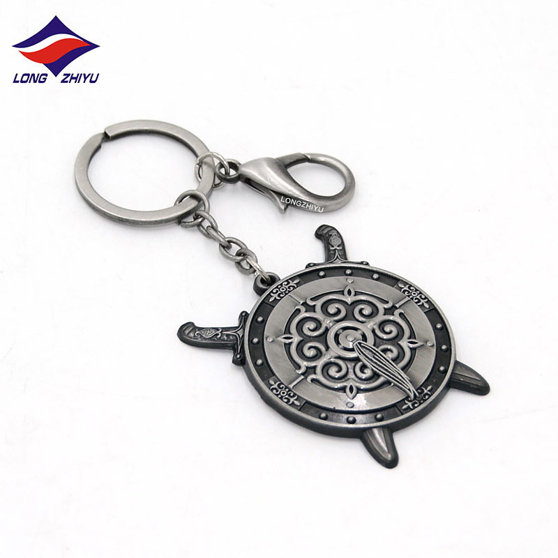 China Longzhiyu 13 Years Manufacturer Stethoscope Keychain Spiral