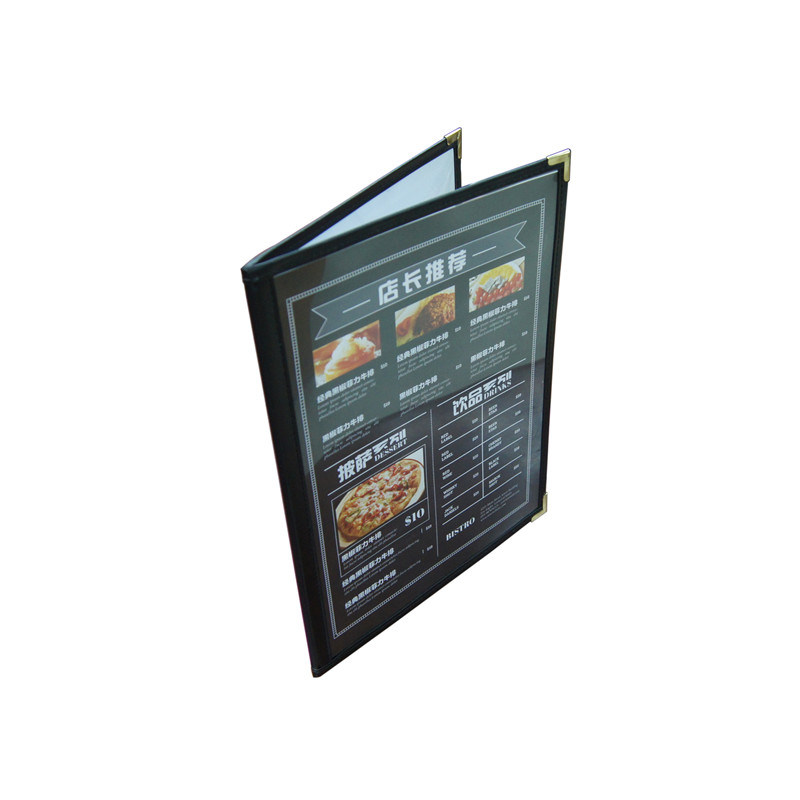 Double Fold Menu Cover for 8.5 X 11 Inch pictures & photos