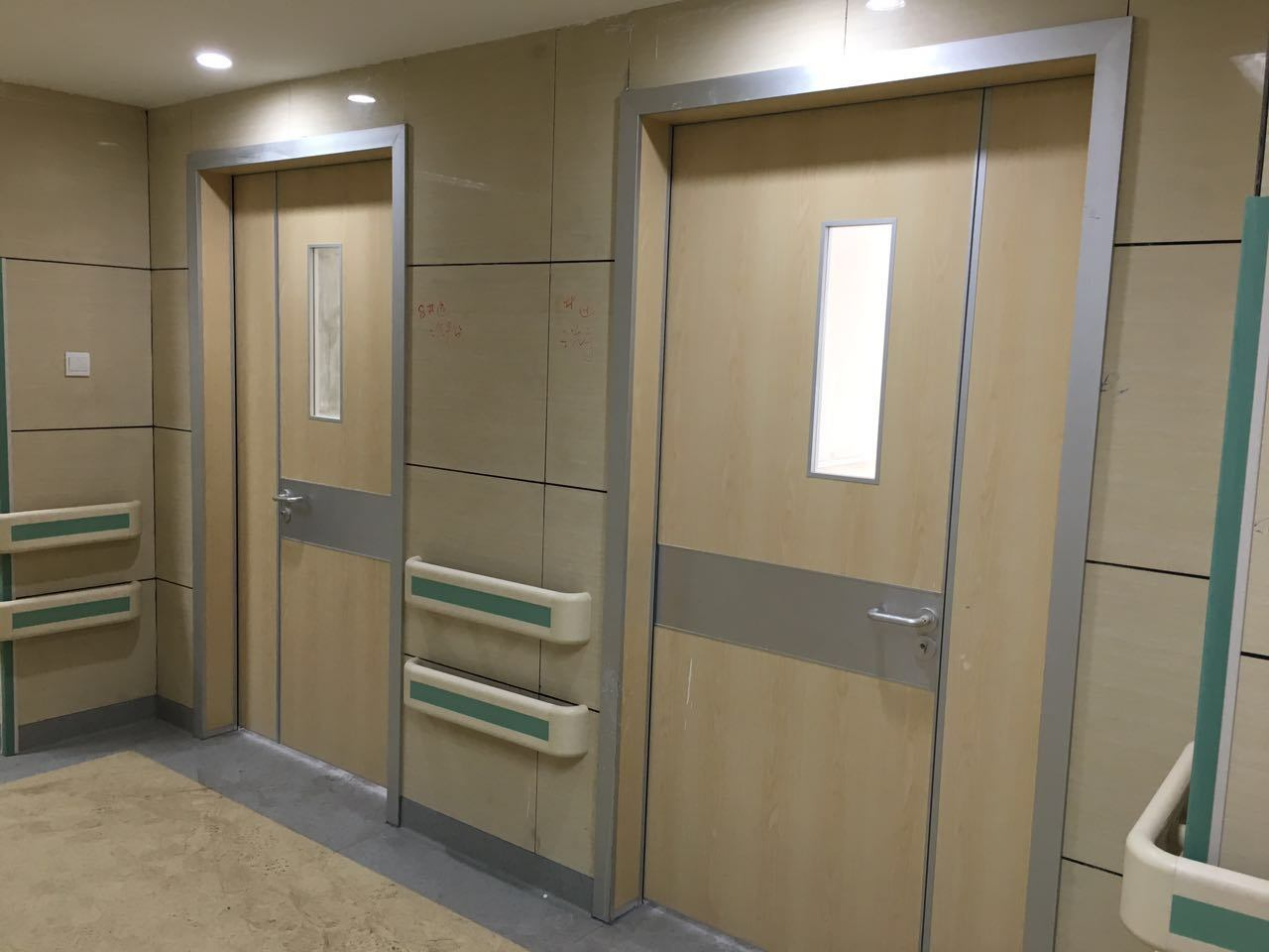 China Hospital Interior Doors For Ward Room China Hospital Doors