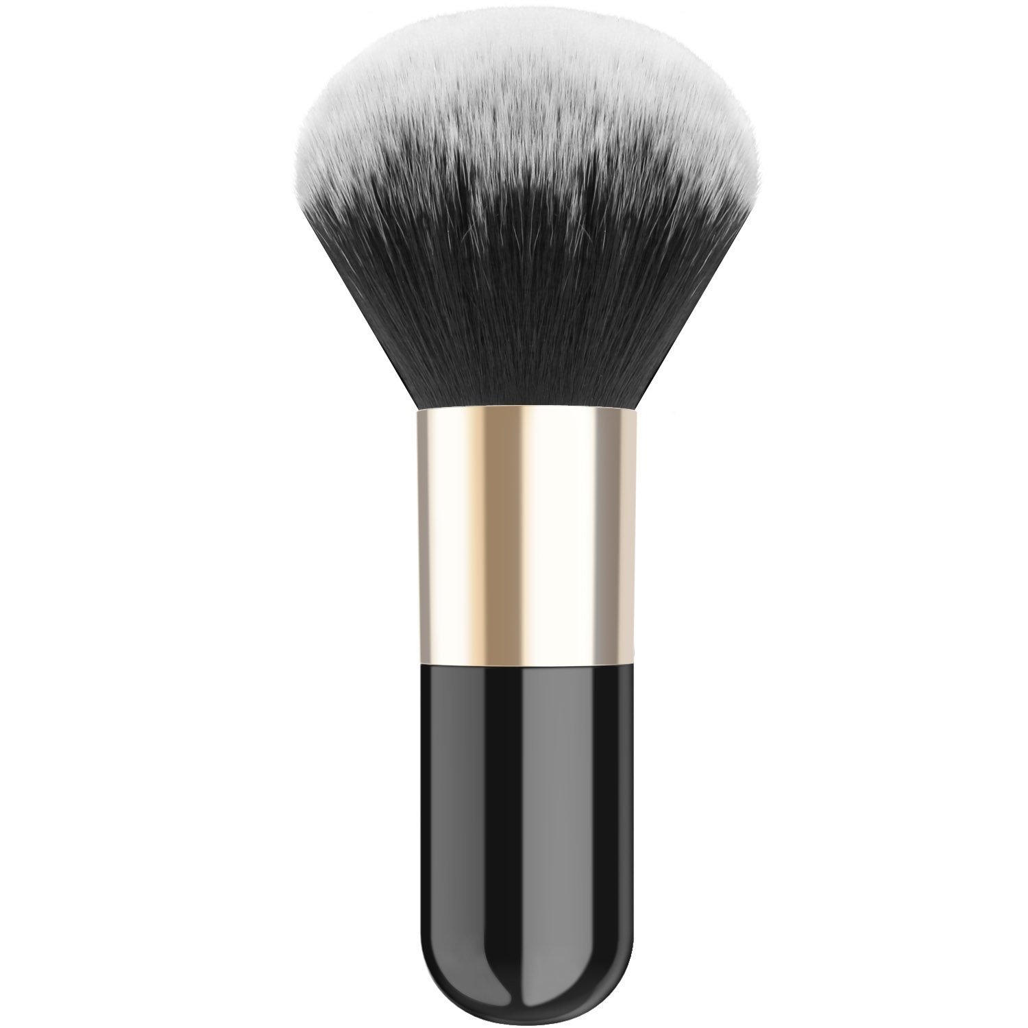 China Professional Makeup Brush Flat Kabuki Brush Single Handle Large Round Head Soft Face Mineral Powder Foundation Brush Blush Brush Cosmetics Make Up Brush China Makeup Brush And Cosmetic Brush Price