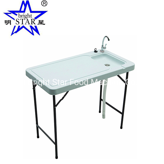 Hot Item Household Outdoor Portable Folding Fish Cleaning Table
