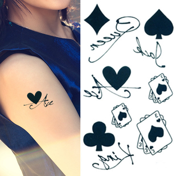 China Temporary Tattoo Mixed Crown Feathers Body Art Stickers Removable Waterproof Temporary Tattoo Cover The Mark For Women China Temporary Tattoo And Temporary Tattoo In Tattoos Sticker Price