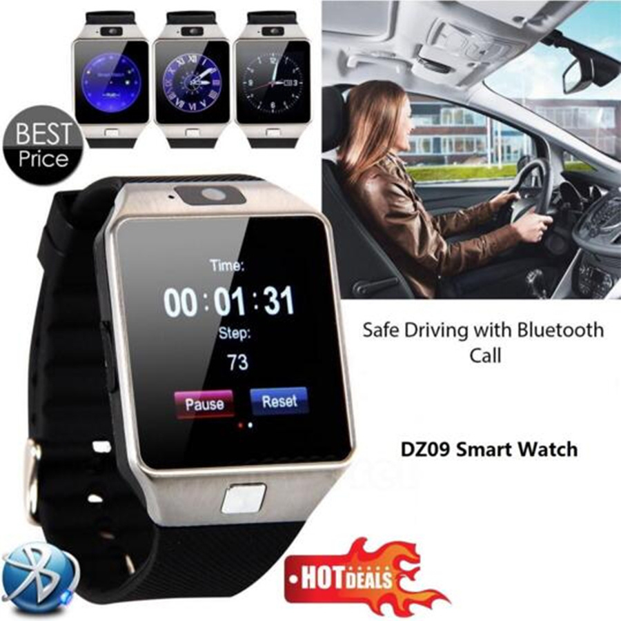 Smart Watch for Apple Android Phone Support SIM TF Card