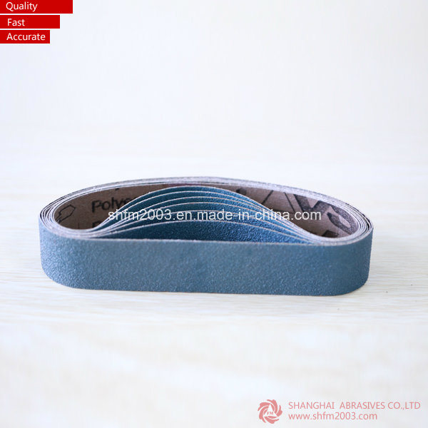 "2"" X 72"", 2200X1330mm 2745X150mm 610X100mm 750X250mm Abrasive Aluminum Oxide Polishing Sanding Belt for Belt Sander pictures & photos"