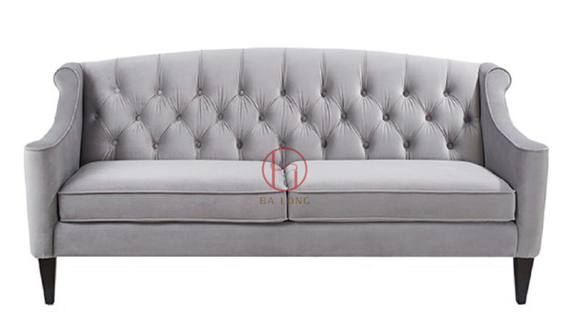 Astounding Hot Item American Style Classic White Linen Fabric Living Room Leisure Sofa Machost Co Dining Chair Design Ideas Machostcouk