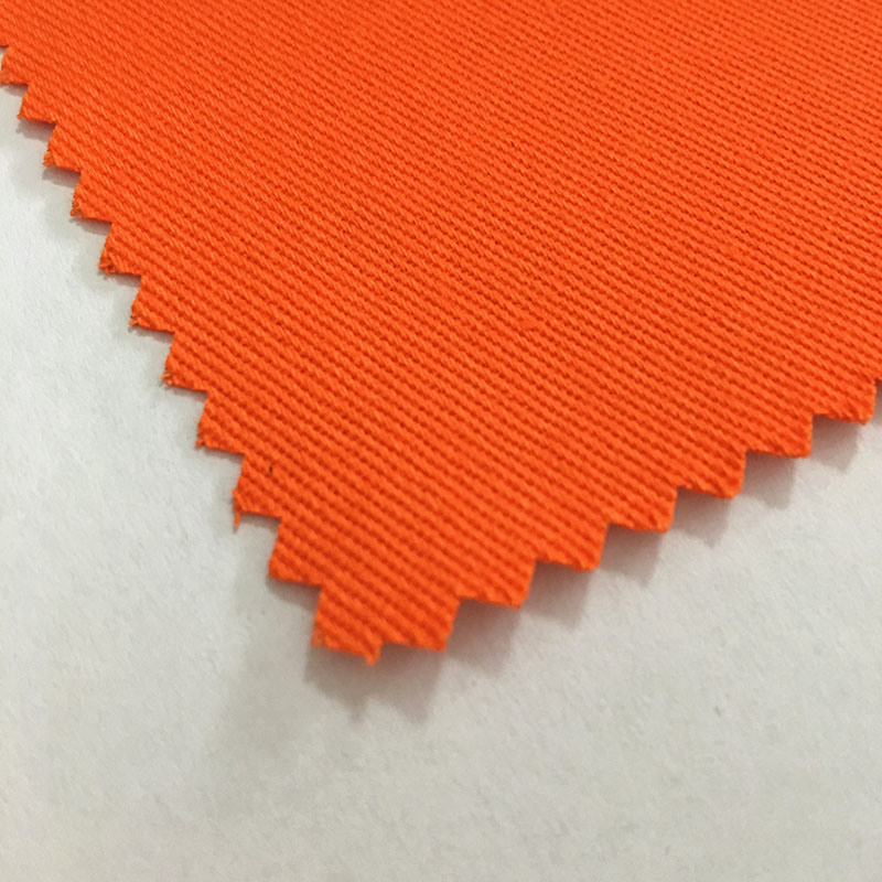No Irritating Breathable Flame Retardant Fr Fireproof Fabric for Chemical/Workwear/Uniform/Suits