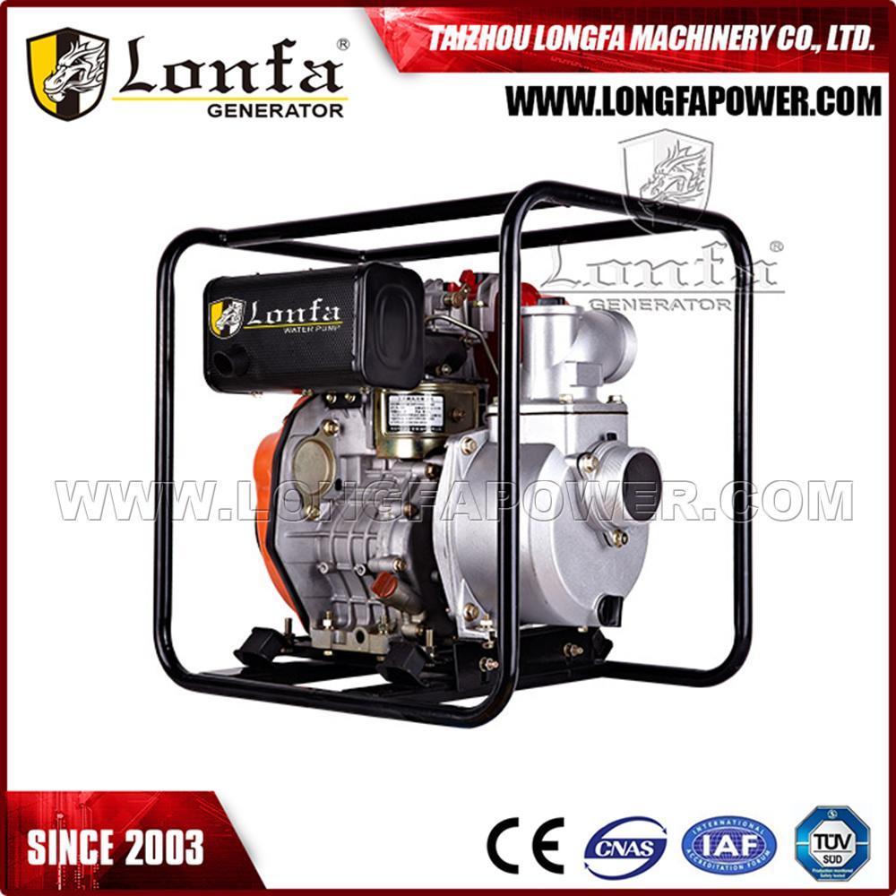 2inch (50mm) Manual/Key Start Diesel Water Pump for Irrigation